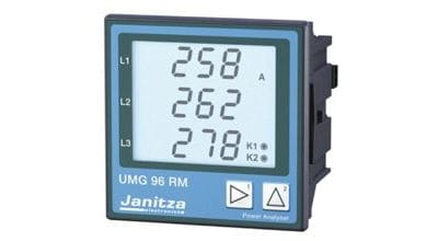 Janitza UMG Power Quality Meters